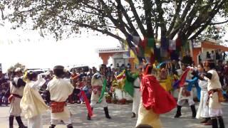 Monpa dance during the  Losar Festival Of Arunachal Pradesh