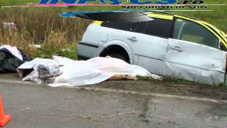 15 oct Accident Bocsa 4 morti