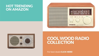 Cool Wood Radio Collection Hot Trending On Amazon