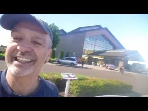 2017 Eclipse event at the Evergreen Aviation Museum at McMinnville Oregon