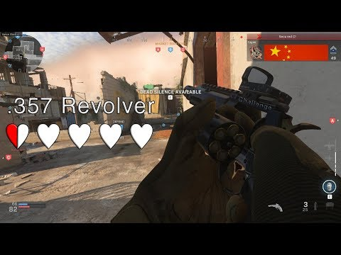 This Game Play Revolves Around The Head MWC #4 .357 Revolver