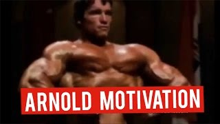 Arnold Schwarzenegger Motivation Rede Deutsch German mit Untertitel