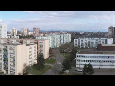 Quartier d'Europe (Colmar 68)