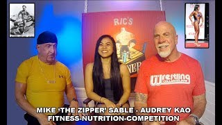 Mike Sable Mr America & Audrey Kao Bodybuilding and Fitness Model
