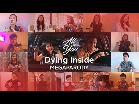 Dying Inside - Darren Espanto Megaparody | #GlobeStudiosAllOfYou