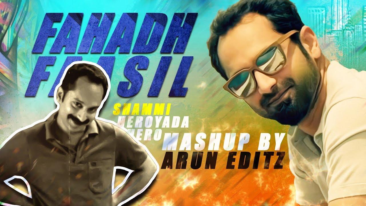 Download Shammi Fahadh Faasil Remix | Fahadh Faasil Mashup | Arun Editz