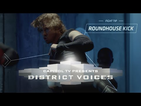 CapitolTV's DISTRICT VOICES - Keeping the Peace with District 2
