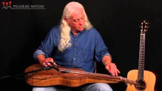 """Ed Gerhard performs """"Killing the Blues"""" for Peghead Nation"""