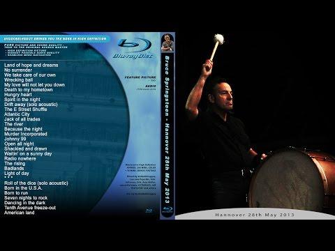 Bruce Springsteen - Hannover 2013 FULL SHOW multicam