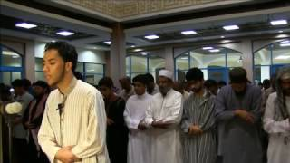 Superb Taraweeh 2014 | day 1 | California USA | Qari Youssef Edghouch (ICSGV)