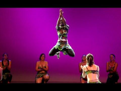 Compilation Saly Diedhiou (Danse du Mali avec Asso Afrikanté) Mali dance