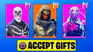 FORTNITE GIFTING DELAYED...