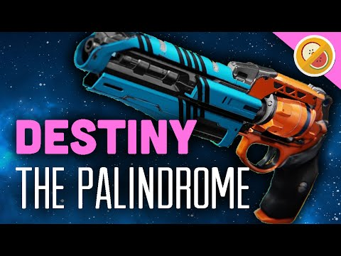 DESTINY The Palindrome - Best Vendor Hand Cannon Review & Gameplay (Rise of Iron)
