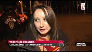 Taraftar Hikayeleri | Galatasaray Odeabank - Bayer Münih (24 Mart 2016)