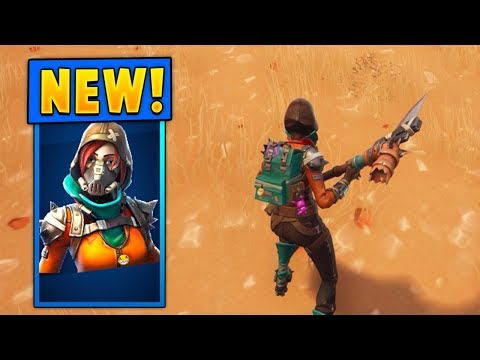 *NEW* Mayhem/Ruckus Skins W/the Splinterstrike Pickaxe! (Fortnite)