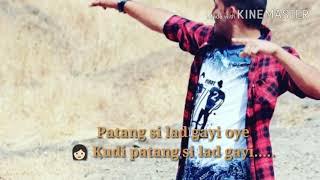 Nashe si chadh gayi oye 👩🏻 Kudi nashe si chadh gayi🍾 what's up status Video song