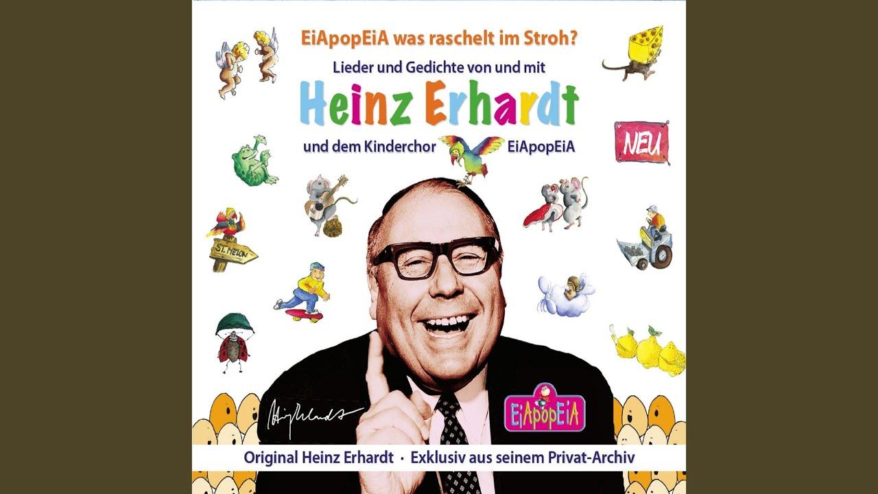 Heinz erhardt gedicht kabeljau