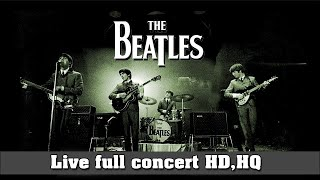 The Beatles - Live Concert In Australia 1964