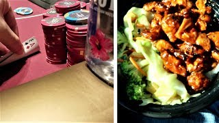 Spicy Chicken and Loose Poker