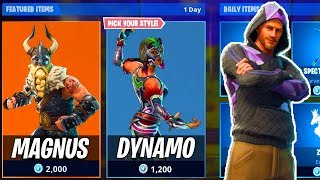 "SEASON 5 SECRET SKINS & EMOTET! -New DEFAULT Skins & Viking! -""Fortnite Suomi"" news"