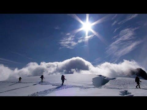 Researchers Study Glaciers On Epic Juneau Icefield Trek