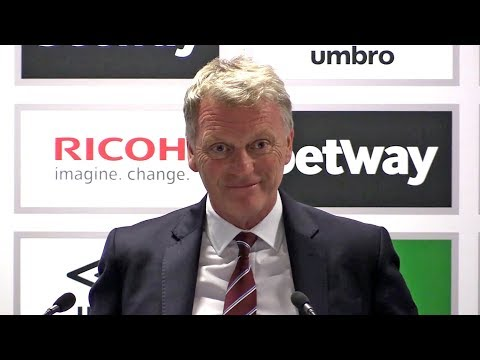 West Ham 0-0 Manchester United - David Moyes Full Post Match Press Conference - Premier League