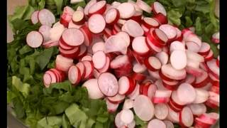 Рецепт раннего салата. Тетянина садиба 2014