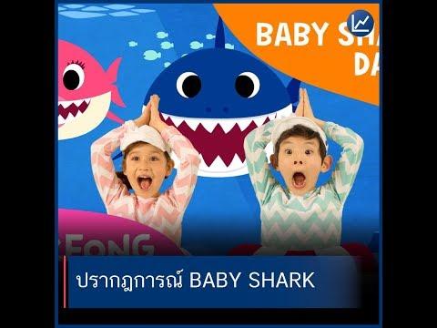 ปรากฏการณ์ BABY SHARK