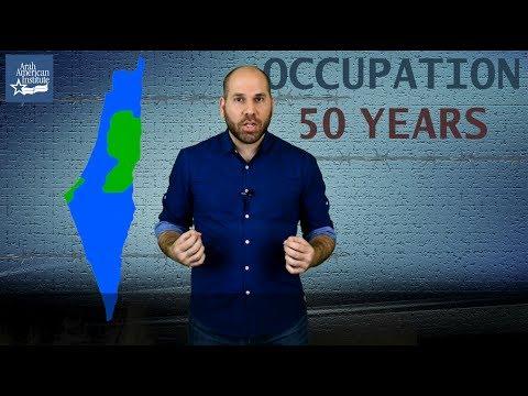 50 Years of Israeli Occupation of Palestine