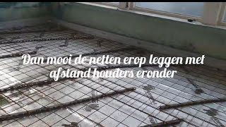 tips en trucs beton vloer maken