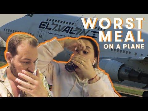 El Al 747 First Class Flight Review Ft. Girl With No Job
