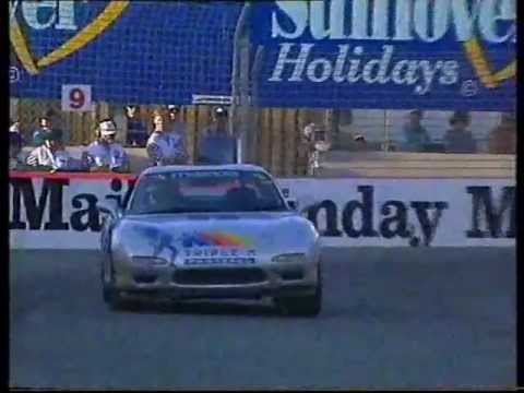 1995 Indycarnival - Group E/GT Production 1 Hour - Pt2