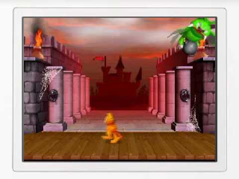 Shin En Garfield S Nightmare Nintendo Ds 2007 Youtube