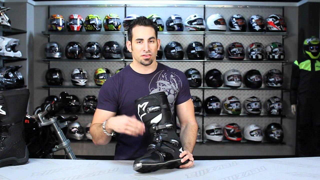 Alpinestars Tech 3 All Terrain Boots Review At Revzillacom Sepatu Sneakers Pria Bbr378