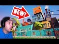 *NEW* AMAZING Hello Neighbor House! | Hello Neighbor Gameplay