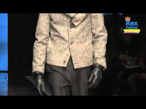 """""""Salvatore Ferragamo"""" Men's Collection Fall/Winter 2012-2013 Full Show"""
