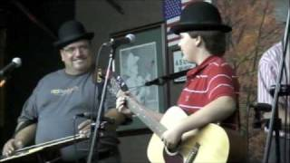 False Hearted Lover - Ben & Reece Wooten with Sugarloaf Mountain Boys