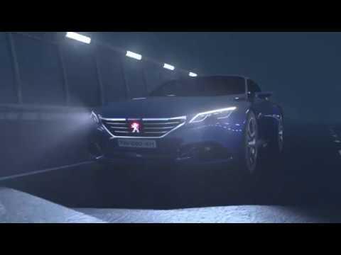 Night Vision Peugeot Rivoluziona Il Concetto Di Visione Notturna