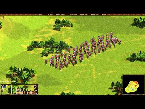 Let´s play Cossacks Multiplayer: Poltava