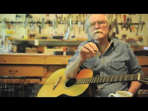 Guy Clark Guitar Builder and Songwriter