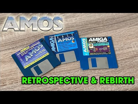 AMOS & STOS Basic - Retrospective and Rebirth