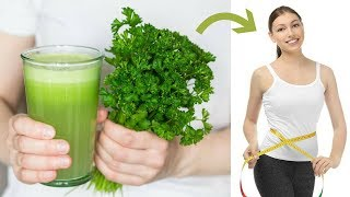 Weight Loss: Parsley Tea To Lose 5 kilos In 3 Days