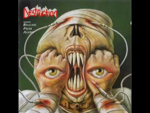 Destruction - Survive To Die [High Quality]