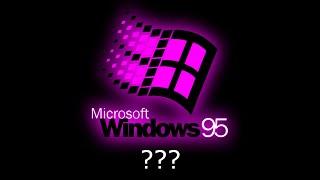20 Windows 95 Startup Sound Variations In 105 Seconds