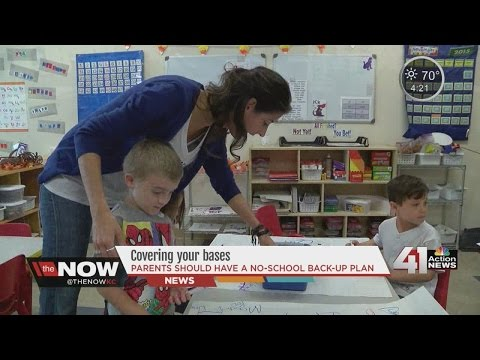 Parents scramble to find childcare as Kansas City districts cancel classes for 200,000 students