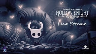 Hollow Knight Live Stream #2 Exploring the World !