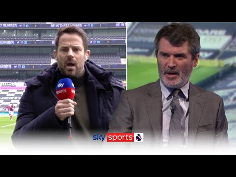 "Keane and Redknapp get HEATED over ""average"" Spurs squad claim! 👀🍿"