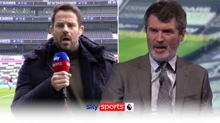Keane and Redknapp get HEATED over