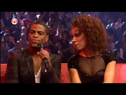Joshua & Glennis Grace - Could I Have This Kiss Forever Liveshow 6