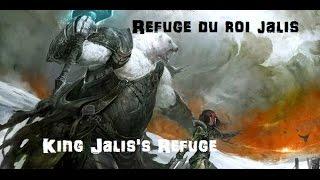 Guild Wars 2-Jumping Puzzle-Refuge du roi Jalis-King Jalis's Refuge